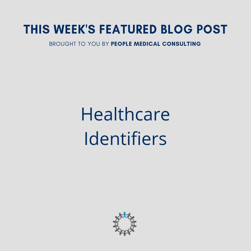 Healthcare Identifiers